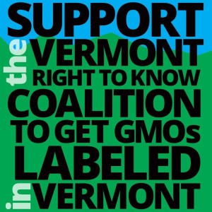 support VT right to know