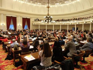 Inside State House Happy