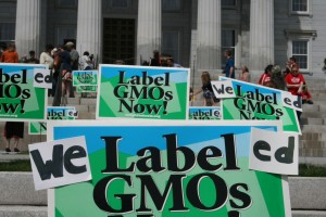 We Labeled GMOs - Signing