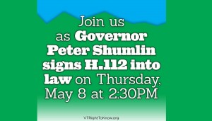 Signing Ceremony